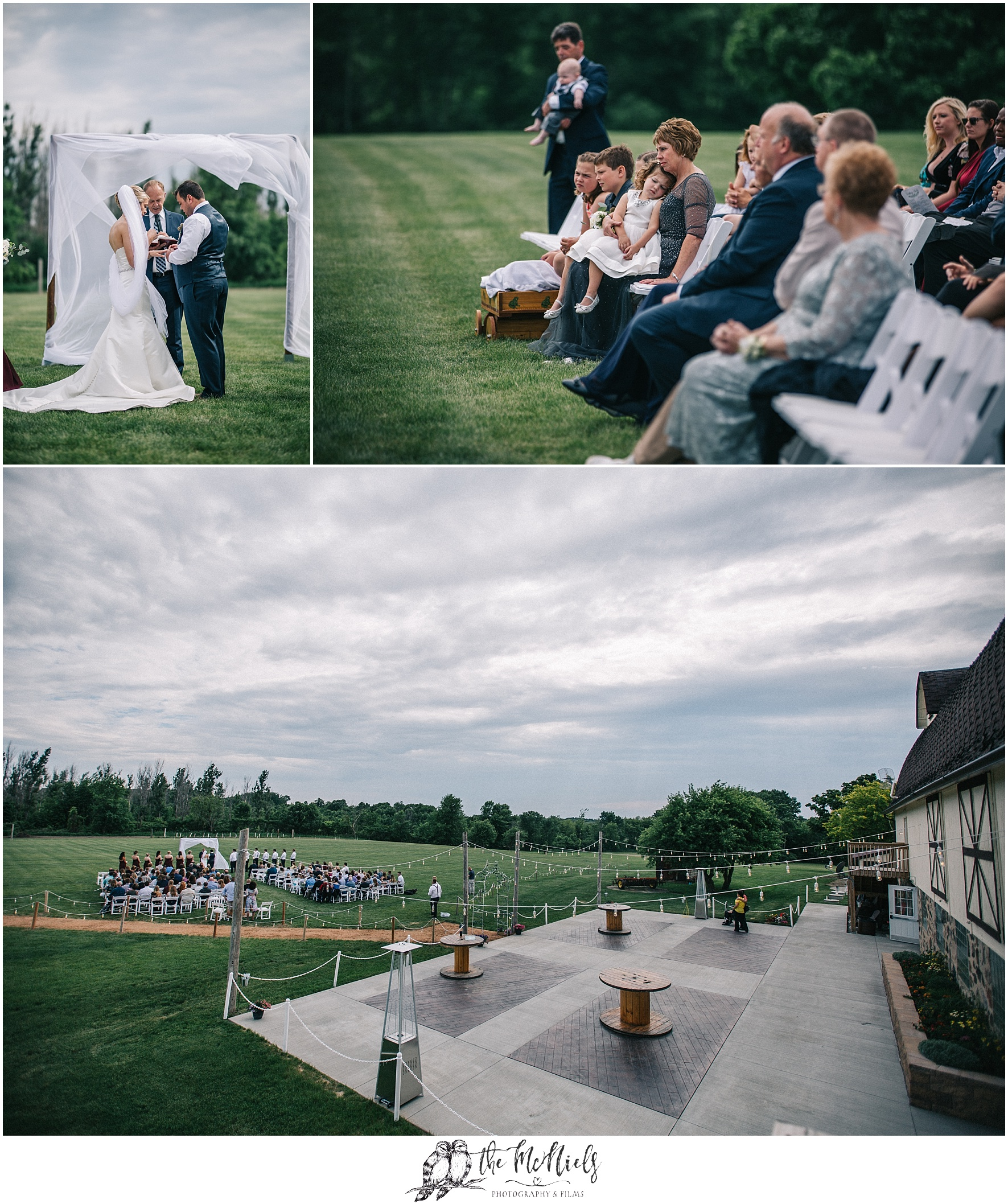 Hay Loft Barn Wedding | Watertown, WI - McNiel Photography
